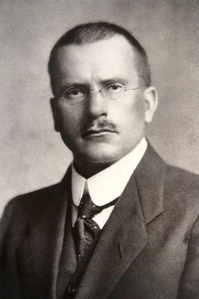 Carl Gustav Jung psychologybooks.gr